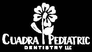 White Logo - Cuadra Pediatric Dentistry